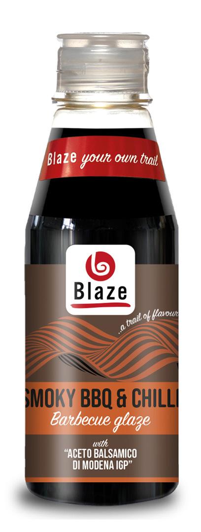 blaze bbq reduction