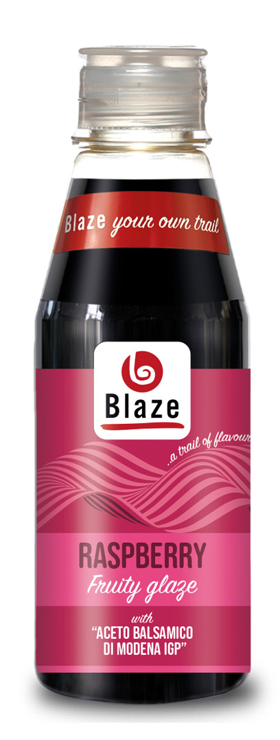 blaze raspberry reduction