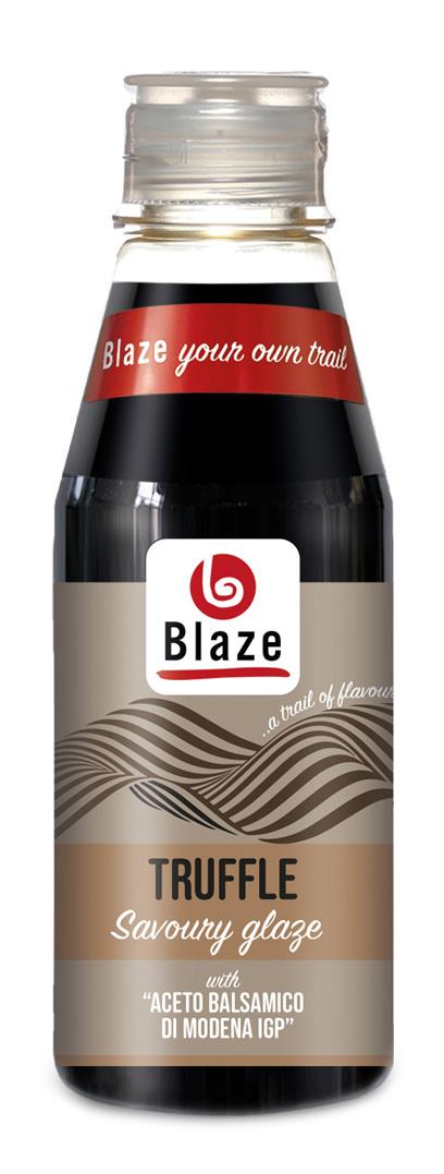 blaze truffle reduction